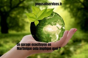 garage responsable martinique