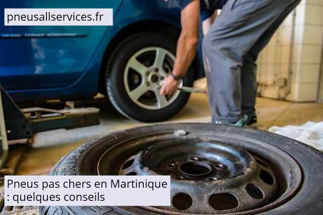 pneus pas chers Martinique